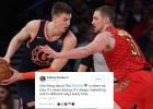 Vakara NBA čalas: kādēļ gan pēdējais metiens netika Porziņģim?