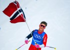 Norvēģija labākā arī vīriešu stafetē, Igaunijai 12. vieta