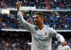 """Ronaldu """"Real"""" uzvarā gūst divus vārtus un pietuvojas """"La Liga"""" bombardieru TOP3"""