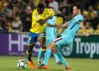 """""""Barcelona"""" klūp Kanāriju salās, pārsvars pār drīzo pretinieci """"Atletico"""" - pieci punkti"""