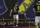Titulētais AIK izkrīt no Zviedrijas Superlīgas