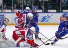 CSKA uzvar viesos un nostāda Znaroka un Vītoliņa SKA uz izkrišanas robežas