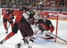 """Ekblads: """"Latvijai bija pāris meistarīgi spēlētāji, kuri nebaidījās apspēlēt"""""""