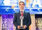 Dāvis Ikaunieks tiek atzīts par Čehijas čempionāta labāko ārzemnieku