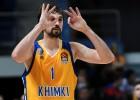 """""""Khimki"""" bez Timmas finālsērijas pirmajā spēlē nespēj apturēt CSKA, Švedam 30 punkti"""