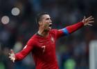 Ronaldu <i>eksplodē</i>, gūstot <i>hat-trick</i> un ievelkot Portugāli Nāciju līgas finālā