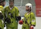 """Video: """"Pirāti"""" pārspēj """"Olaini"""" un triumfē Olainfarm Inline hokeja līgā"""