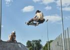 18. augustā Skeitborda līgas 4. posms Miera dārza skeitparkā