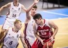 Latvijas U16 izlase ceturtdaļfinālā bezspēcīga Turcijas priekšā