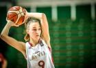 Latvieši priecājas Kauņā: U16 meitenes sagrauj Serbiju