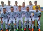 Latvijas U17 futbolisti izcīna pirmo uzvaru pārbaudes turnīrā Ukrainā