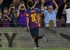"""Barcelona"" 6 000. vārtus gūst Mesi, čempione sāk ar uzvaru"