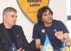 """Citāti: uz preses konferenci ierodas """"Ventspils"""" prezidents, bargi kritizē tiesāšanu"""