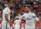 """Madrides """"Real"""" ar Asensio nopelnīto pendeļu palīdzību atspēlējas un uzvar"""