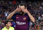 """""""Barcelona"""" ar astoņiem gūtiem vārtiem saplosa līgas debitanti"""