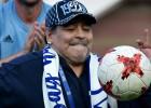 Maradona neaizbrauc uz Baltkrieviju un strādās Meksikas otrajā līgā