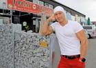 Vācu triatlonists izdzīts no restorāna par pārāk lielu rijību