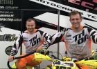 Latvijas blakusvāģu komanda jau devusies ceļā uz Nāciju motokrosu