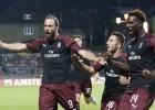 Igvains iegūst Milānai trīs smagus punktus Luksemburgā, Vaņins rezervē Cīrihes uzvarā