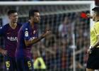 """""""Barcelona"""" 55 minūtes spēlē mazākumā un zaudē pirmos punktus"""