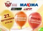 Pirmo reizi Latvijā notiks Bērnu vieglatlētikas festivāls