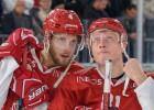 Ķēniņam trauma, latviešu hokejistiem zaudējumi Čehijā