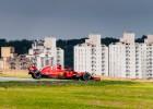 """""""Ferrari"""" pilotiem būs priekšrocības Brazīlijas posma pirmajā daļā"""