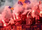 LFF DK soda četrus Virslīgas klubus par pirotehnikas izmantošanu spēļu stadionos
