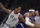 """Bertānam mazs spēles laiks, """"Spurs"""" zaudē arī """"Clippers"""""""