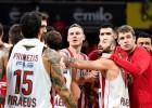 """""""Olympiacos"""" nedienas turpinās: Neizdodas vienoties par spēlēšanu Adrijas līgā"""