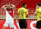 """Dortmunde izmanto """"Atletico"""" klupienu Beļģijā un uzvar A grupā"""