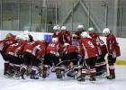 U16 hokejisti gūst otro uzvaru Francijā un ieņem otro vietu turnīrā