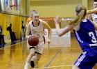 Kārterei izlaušanās spēle, Latvijas U16 meitenes sagrauj Zviedriju