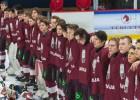 Latvijas U18 izlase Norvēģijā pārspēj Austriju, R. Vītoliņam četri punkti