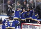 """""""Blues"""" pagarinājumā pieveic Toronto un sasniedz jaunu rekordu – 11 uzvaras pēc kārtas"""