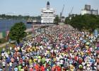 """Par Rīgas maratona ģenerālsponsoru kļūst """"Rimi"""""""