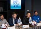 RFS prezentācija: 700 000 eiro budžets un mērķis iegūt Virslīgas titulu