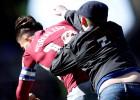 Futbolistam iesitušais angļu fans saņem 14 nedēļu cietumsodu