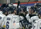 """Video: HK """"Kurbads"""" iekļūst """"Optibet"""" hokeja līgas finālā"""