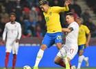 Brazīlija atspēlējas un uzvar Čehijā, igauņiem smags panākums Gibraltārā
