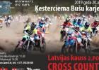 ''Cross Country'' sezonas turpinājums Ķesterciemā, aicināti piedalīties arī iesācēji