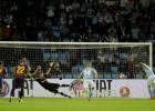 """""""Barcelona"""" bez līderiem zaudē """"Celta"""", neveiksme arī """"Atletico"""""""