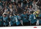 """""""Sharks"""" ar uzvaru septītajā spēlē nokārto konferenču finālu sastāvu"""