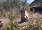 Video: WRC līderim Noivilam smaga avārija