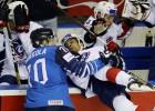Somija pārliecinoši nomētā Franciju un atgūst pirmo vietu Košices apakšgrupā