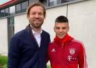 """Latvijas kandidātos pirmoreiz iekļauts """"Bayern"""" sistēmā spēlējošais Ontužāns"""