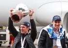 Somijas izlases menedžeris noliedz čempionu kausa sabojāšanu