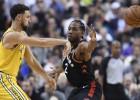 """NBA fināls: vai Kanādas lepnums """"Raptors"""" apturēs """"Warriors"""" titulu sēriju?"""