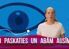 Video: Ostapenko repo sociālajā kampaņā