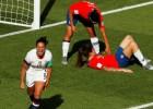 ASV un Zviedrijas sieviešu izlases garantē vietu PK astotdaļfinālā